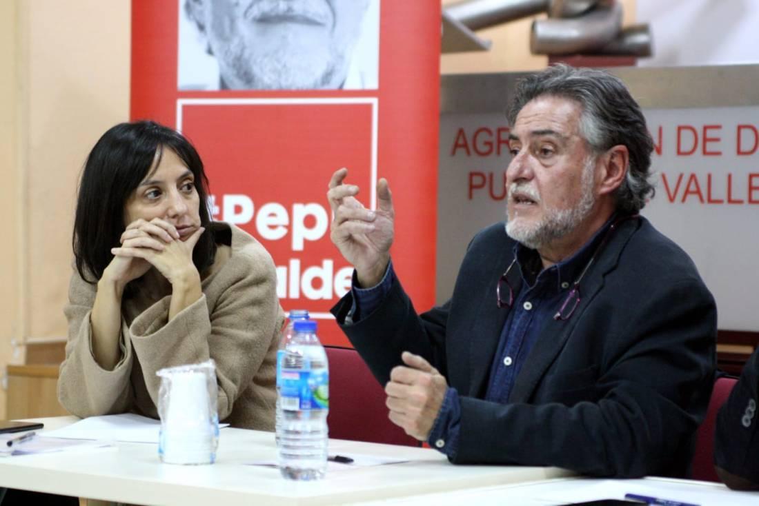 #PepuAlcalde habla en Puente de Vallecas de conciliación y de igualdad para las mujeres