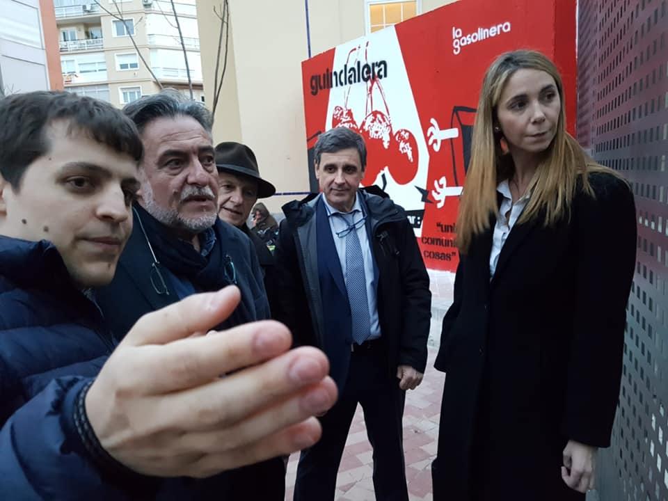 #PepuAlcalde visita el distrito de Salamanca