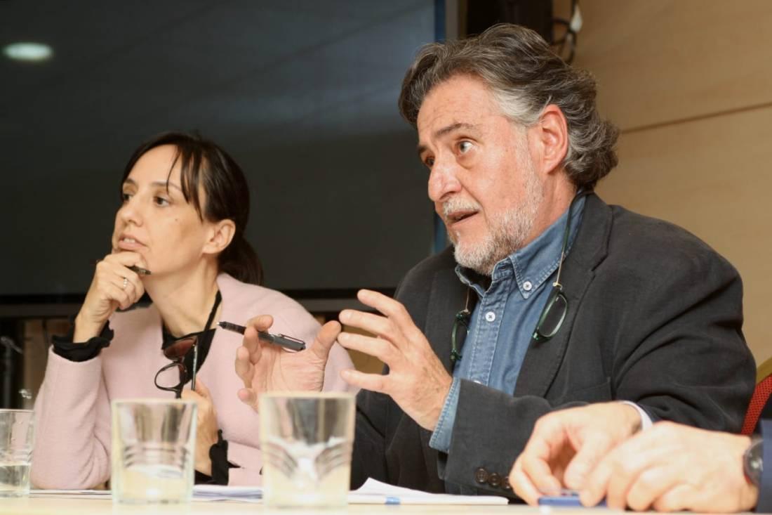 #PepuAlcalde habla en distrito Salamanca de desigualdades y de la mala gestión hecha de recursos para Madrid.